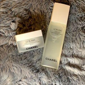 Chanel Le Blanc Bundle